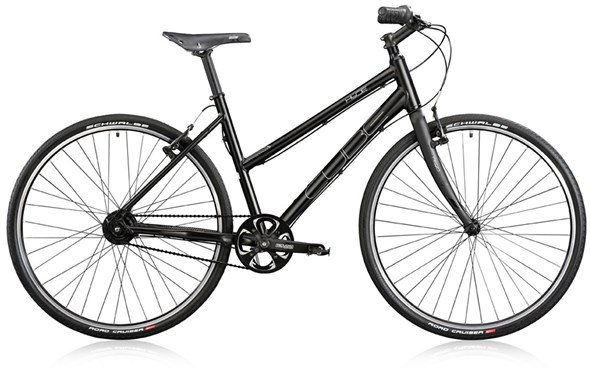 Cube Hyde Pro Womens 2012 - Hybrid Sports Bike