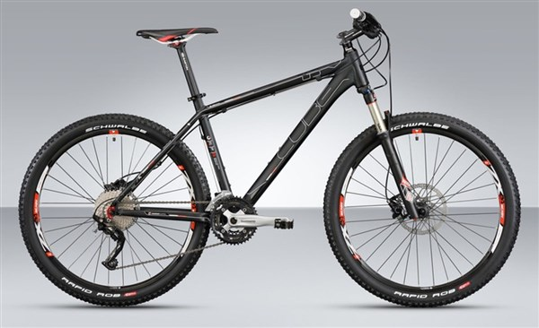 Cube LTD Pro Mountain Bike 2012 - Hardtail Race MTB