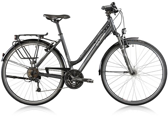 Cube Travel Womens 2012 - Hybrid Classic Bike