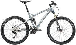 X-Flow 412 Mountain Bike 2012 - Full Suspension MTB