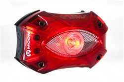 Moon Shield 60 USB Rechargeable Rear Light