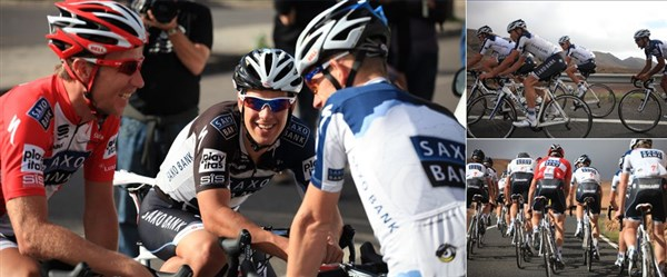 Image of Tacx Real Life Video Training With Saxo Bank - Spain