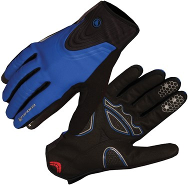 Image of Endura Windchill Long Finger Cycling Gloves AW16