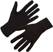 Product image for Endura Fleece Liner Long Finger Cycling Gloves SS17