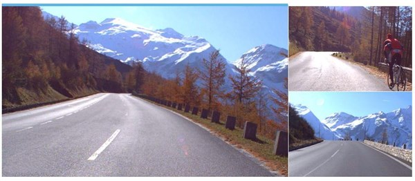 Tacx Real Life Video Training Mountain Stages The Grossglockner 2008 - Austria