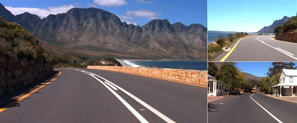 Tacx Fortius i-Magic RLV South Africas Kogel Bay - South Africa