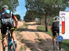 Speedmatic/Satori/Sirius Training DVD Films Worldcup Mountainbike - Spain/Germany