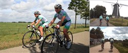 Fortius i-Magic Ergo Video Training with Marianne Vos
