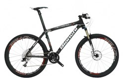 Methanol SL2 Team Replica Mountain Bike 2012 - Hardtail Race MTB