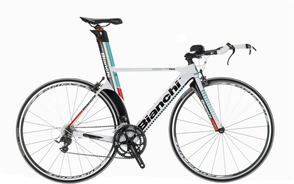 Bianchi Pico Crono/Triathlon Carbon Ultegra 2012 - Triathlon Bike