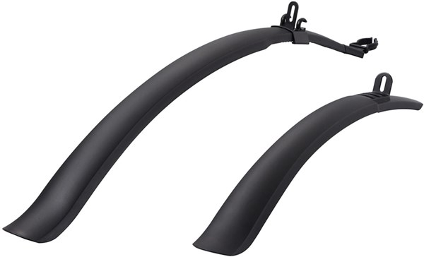 Image of Giant Speedshield 700 Tour Clip-On Mudguards/Fenders