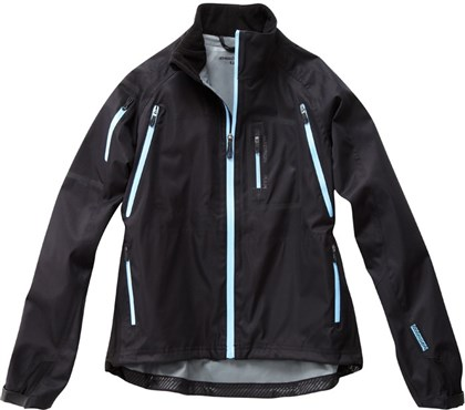 Madison Flux Womens Waterproof Cycling Jacket