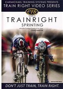 Product image for Carmichael Training Train Right Sprinting DVD