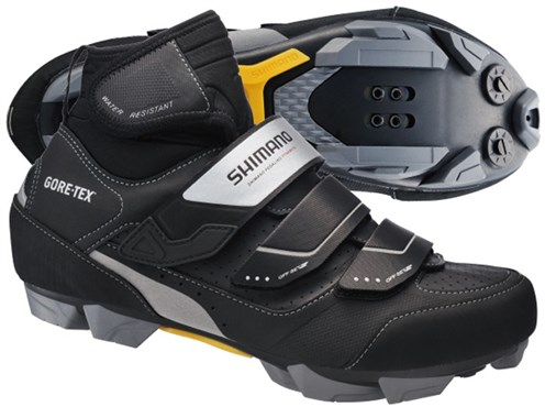 Image of Shimano MW81 Goretex Waterproof SPD Shoes