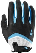 Specialized Body Geometry Gel WireTap Long Finger Cycling Gloves 2015