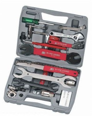 Bike Hand Bikeland 19 Piece Tool Kit