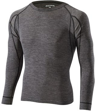 Image of Altura Merino Long Sleeve Cycling Base Layer SS16