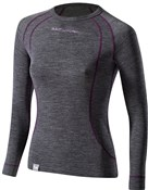 Merino Womens Long Sleeve Base Layer 2014
