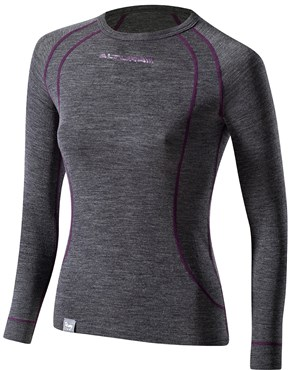 Image of Altura Merino Womens Long Sleeve Cycling Base Layer SS16