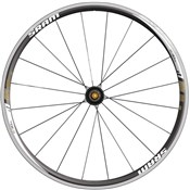 S30 Gold Wheel 30mm Rim / Clincher 700C Black Hub and spokes
