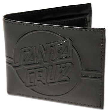 Image of Santa Cruz Classic Leather Wallet