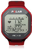 RCX5 Heart Rate Monitor Computer Watch