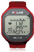 RCX5 Heart Rate Monitor GPS Computer Watch