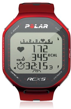 Polar RCX5 Heart Rate Monitor GPS Computer Watch