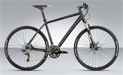 Tonopah SL 2012 - Hybrid Sports Bike