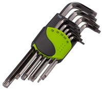 Long Arm Torx Key Set