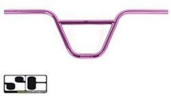 Savage BMX Steel Handlebars