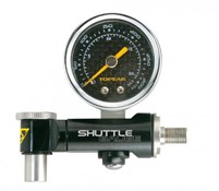 Product image for Topeak Shuttle Gauge With Bag