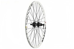 Product image for Tru-Build MX26 Disc Specific Rim With 6 Bolt Disc Hub MTB Rear Wheel