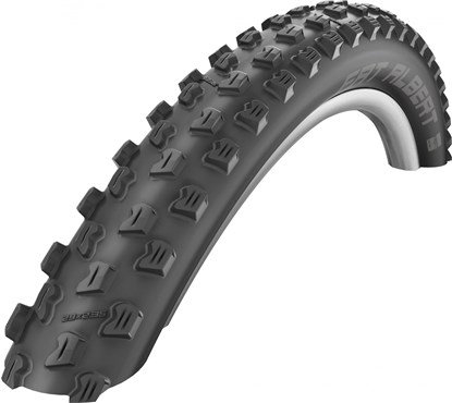 Image of Schwalbe Fat Albert Front SnakeSkin Tubeless Easy TSC Evo Folding 29er Off Road MTB Tyre