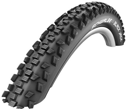 Image of Schwalbe Black Jack K-Guard SBC Active Wired BMX Tyre