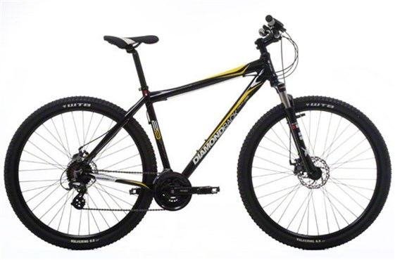 DiamondBack Peak 29er Mountain Bike 2012 - Hardtail MTB