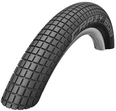 "Schwalbe Crazy Bob Performance E-50 Dual Compound Wired 26"" Dirt Jump Tyre"