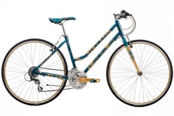 Raleigh Red or Dead Seaspray Womens 2014 - Hybrid Classic Bike