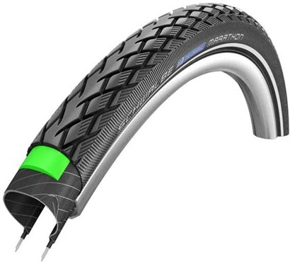"Schwalbe Marathon GreenGuard E-25 Endurance Performance Wired 24"" Tyre"