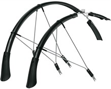 Race Blade Long Mudguard Set