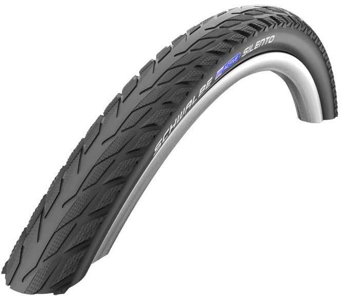D 233 tails sur pneu schwalbe silento urban mtb vtt pneu cycle