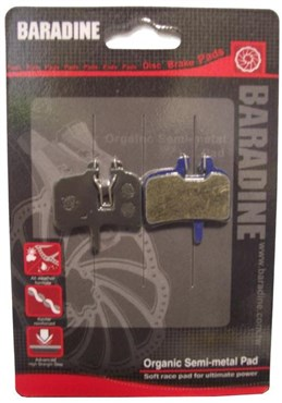 Image of Baradine Hayes HFX/Promax Organic Disc Brake Pads