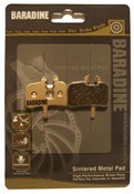 Product image for Baradine Hayes HFX/Promax Sintered Disc Brake Pads