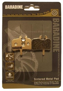 Image of Baradine Hayes HFX/Promax Sintered Disc Brake Pads