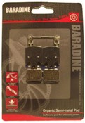 Hope M4/DH4/Enduro 4 Organic Disc Brake Pads