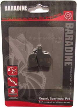 Baradine Hope Mono Mini Organic Disc Brake Pads