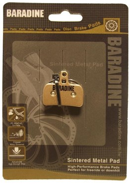 Baradine Hope Mono Mini Sintered Disc Brake Pads