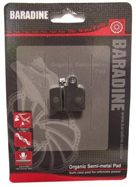 Image of Baradine Hayes Stroker Ryde Organic Disc Brake Pads