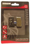 Baradine Hayes Stroker Trail Organic Disc Brake Pads