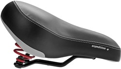 Expedition Plus Saddle